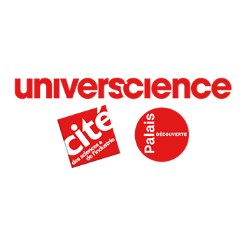 Logo Universcience.