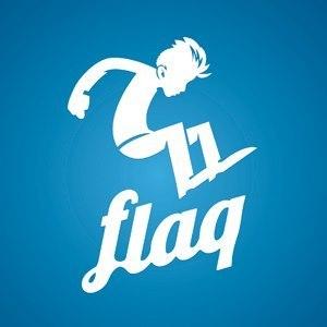Logo du studio Flaq Digital.